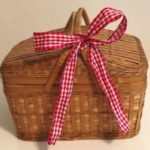 Little Red Riding Hood Basket